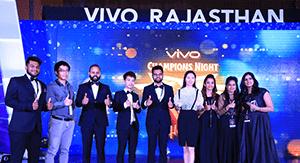 Vivo Champions' Night | A VBA Reward Event